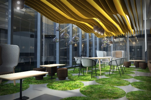 AEA Designs Participated In D3u0027s Design Competition To Design Innovative  Concepts For Its Office Spaces And Meeting Rooms. Out Of Hundreds Of  Submissions, ...